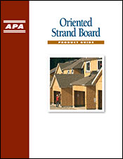 OSB Product Guide, Form W410