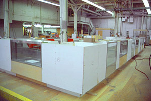 plywood in commercial furniture