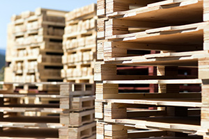 Engineered Wood Pallets