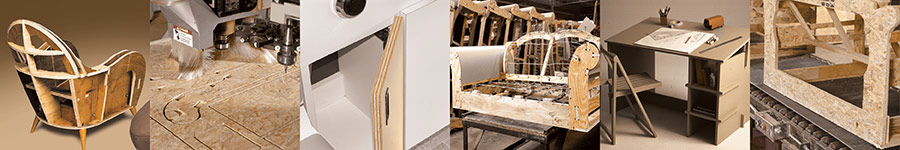 Plywood, OSB and SCL in furniture manufacturing