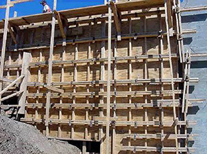 B-B and B-C Plyform Concrete Form Panels are available as Structual I and or Class I