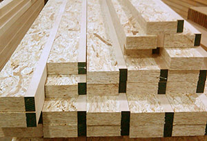 Structural Composite Lumber (SCL)